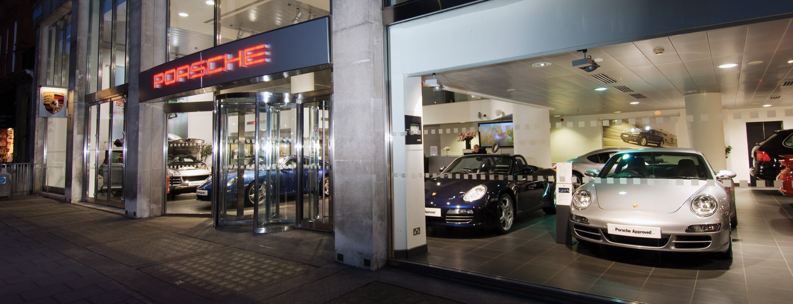 Porsche Centre Mayfair