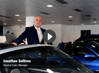 Video: Welcome to Porsche Centre Mayfair from our General Sales Manager, Jonathan Sullivan